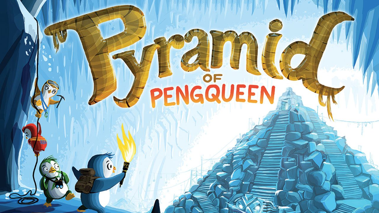 Pyramid of Pengqueen review header