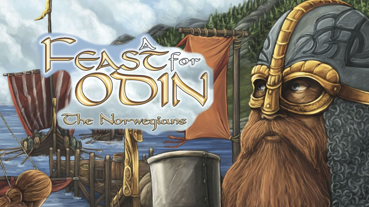 A Feast For Odin: The Norwegians Review header