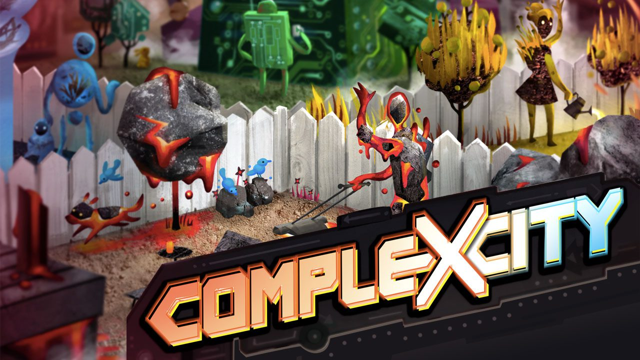 Complexcity review header