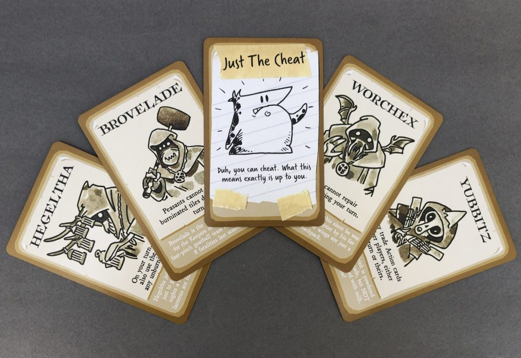 Keeper Cards