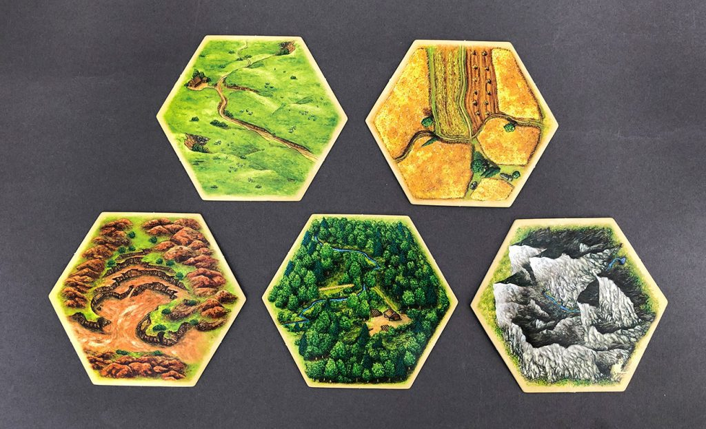 Land Resource Tiles