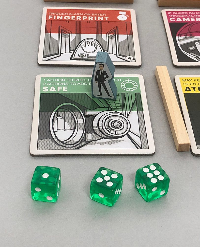 Safe and Dice
